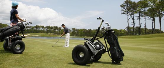 Resultado de imagen de segway golf